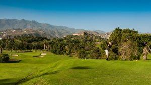 Real Club de Golf Las Palmas (Bandama), Canary Islands, Spain