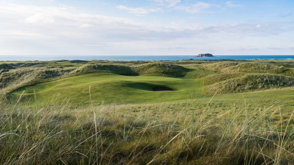 Ballyliffin Golf Club (Glashedy Links), Ireland