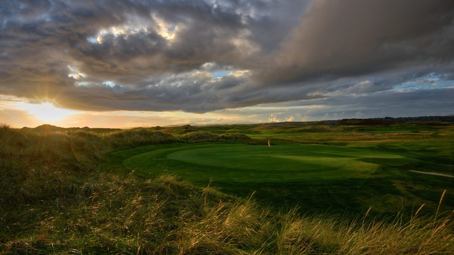 Donegal Golf Club (Championship Links), Murvagh, Ireland