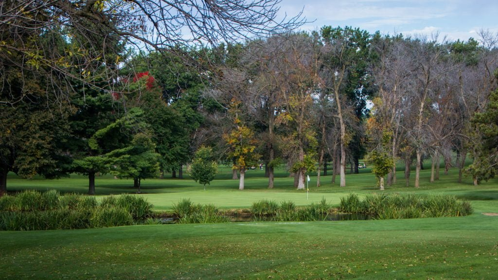Sandy Hollow Golf Course, Rockford, Illinois
