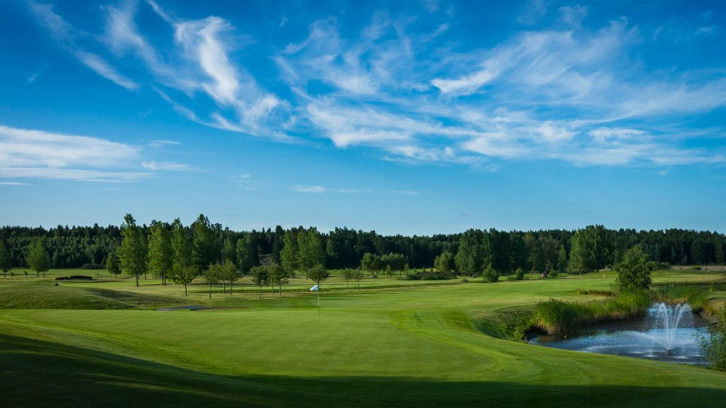 Troxhammar Golf Club, Stockholm, Sweden