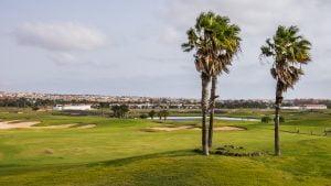 Golf Club Salinas de Antigua, Fuerto Ventura, Canary Islands, Spain