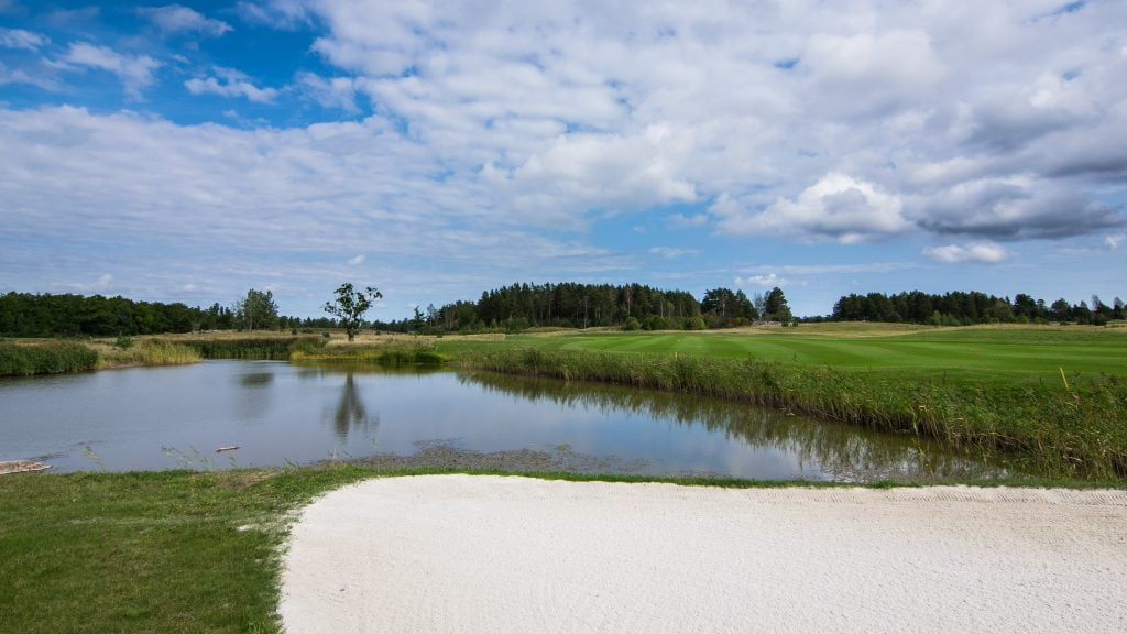 Mauritzberg Slott och Golf, Sweden