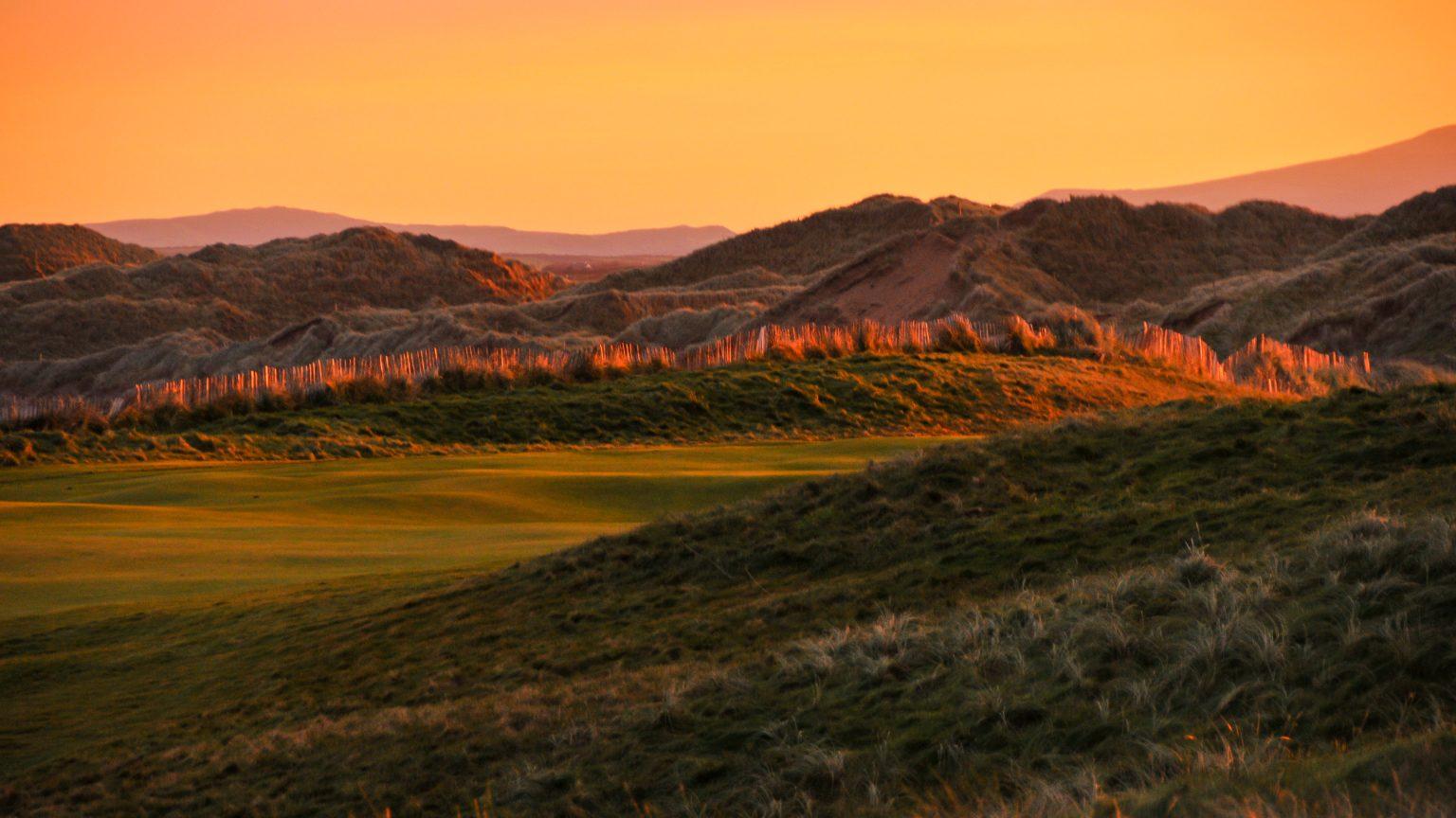 Trump International Golf Links Doonbeg, Ireland