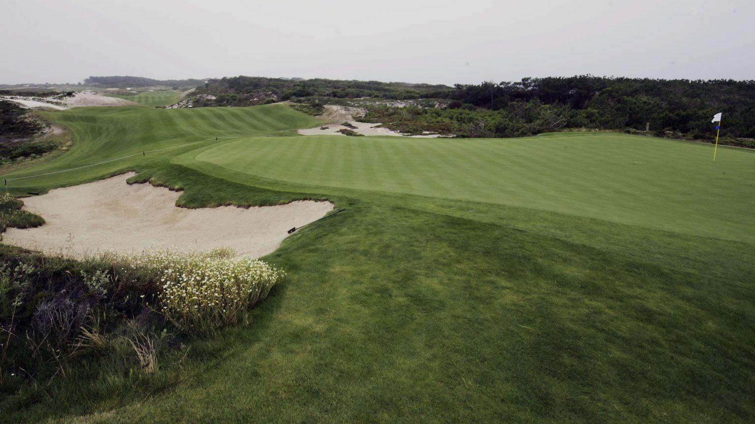West Cliffs Golf Course, Portugal