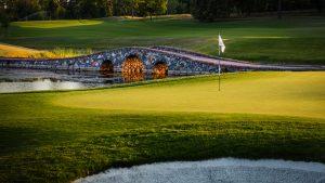 Bro Hof Golf Club, Stockholm, Sweden